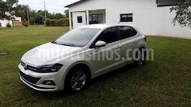 Volkswagen Polo 5P Comfortline usado (2018) color Blanco Cristal precio $850.000