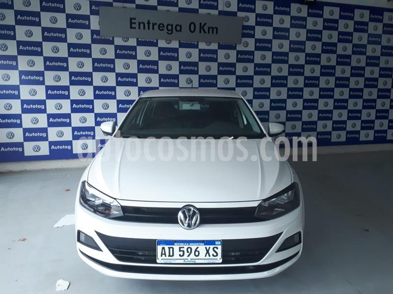Volkswagen Polo 5P Trendline nuevo color Plata precio $1.539.900