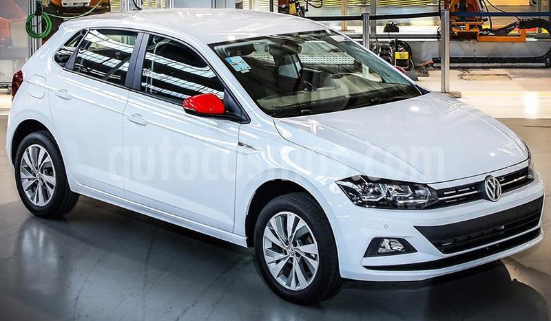 Foto Volkswagen Polo 5P Trendline nuevo color Blanco precio $1.440.350