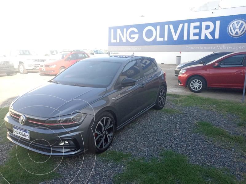 Foto Volkswagen Polo 5P GTS usado (2020) color Gris Platino precio $2.850.000