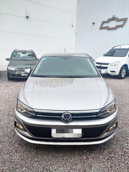Volkswagen Polo 5P Highline usado (2018) color Plata Tungsteno precio $1.499.900