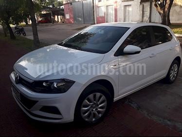 Volkswagen Polo 5P Trendline Aut usado (2018) color Blanco Cristal precio $850.000