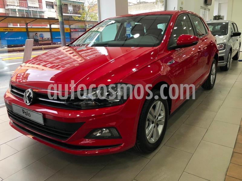 Volkswagen Polo 5P Trendline nuevo color Rojo Tornado precio $1.440.000