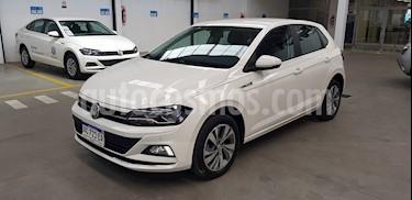 Volkswagen Polo 5P Highline Aut usado (2018) color Blanco Cristal precio $970.000
