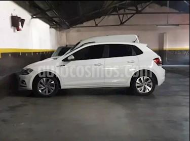 Volkswagen Polo 5P Highline Aut usado (2018) color Blanco precio $920.000