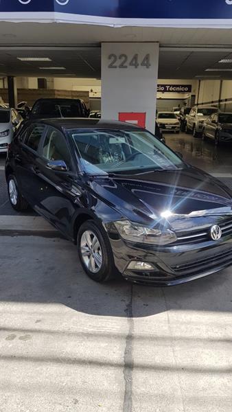 Volkswagen Polo 5P Comfortline usado (2018) color Negro precio $1.649.900