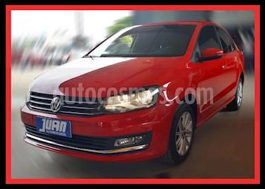 Volkswagen Polo 5P Comfortline Plus Aut usado (2016) color Rojo precio $640.000