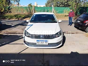 Volkswagen Polo 5P Comfortline Plus Aut usado (2016) color Blanco precio $650.000