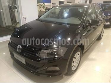 Volkswagen Polo 5P Trendline Aut nuevo color Negro precio $1.172.000