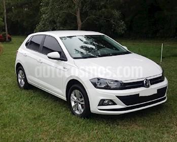 Volkswagen Polo 5P Comfortline usado (2018) color Blanco Cristal precio $970.000