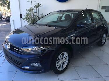 Foto venta Auto usado Volkswagen Polo 5P Comfortline Plus Aut (2019) color Azul precio $851.600