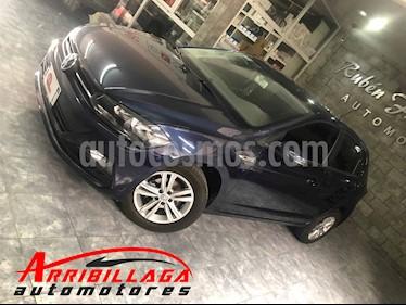 Foto venta Auto Usado Volkswagen Polo 5P Comfortline (2018) color Azul Noche precio $545.000