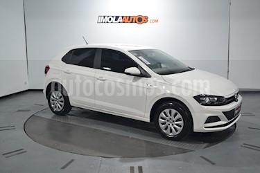 Foto venta Auto usado Volkswagen Polo 5P Trendline (2018) color Blanco Cristal precio $540.000