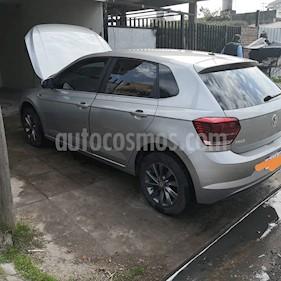 Foto Volkswagen Polo 5P Trendline usado (2019) color Plata Tungsteno precio $660.000
