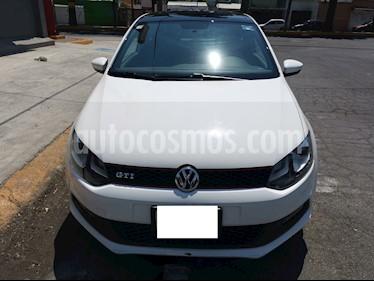 Volkswagen Polo GTI 1.4L TSI usado (2014) color Blanco Candy precio $230,000