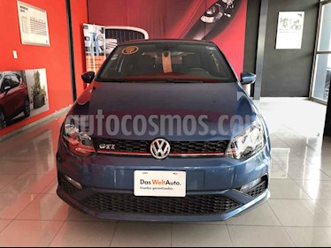 Foto venta Auto usado Volkswagen Polo GTI 1.8L TSI (2017) color Azul precio $285,000
