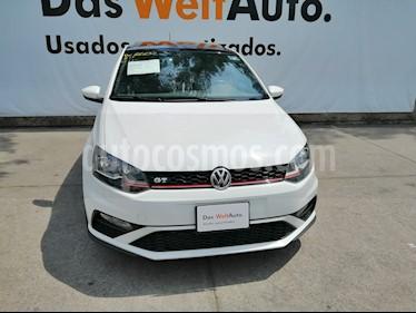 Volkswagen Polo GTI 1.8L TSI usado (2017) color Blanco precio $280,000