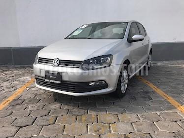 Foto venta Auto usado Volkswagen Polo Hatchback 1.2L TSI Aut (2017) color Plata Reflex precio $210,000