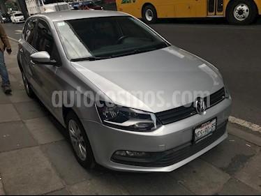 Foto venta Auto usado Volkswagen Polo Hatchback 1.2L TSI Aut (2016) color Plata Reflex precio $190,000