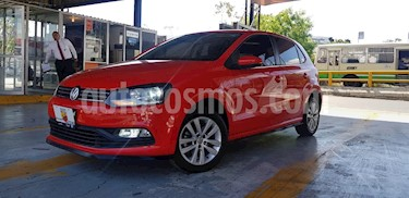 Foto venta Auto usado Volkswagen Polo Hatchback 1.2L TSI Aut (2017) color Rojo Flash precio $183,000