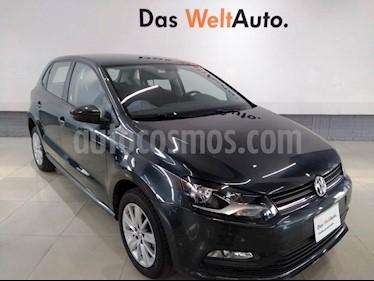 Foto venta Auto usado Volkswagen Polo Hatchback 1.6L Aut (2018) color Gris Carbono precio $225,000