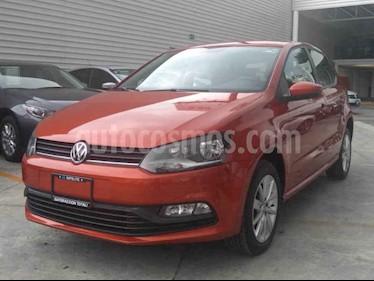Foto Volkswagen Polo Hatchback 1.6L Aut usado (2018) color Naranja precio $199,000