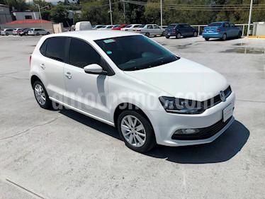 Foto venta Auto Seminuevo Volkswagen Polo Hatchback 1.6L Aut (2018) color Blanco Candy precio $210,000