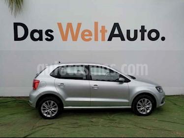 Foto Volkswagen Polo Hatchback 1.6L Aut usado (2018) color Plata precio $205,000