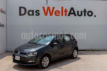 Foto Volkswagen Polo Hatchback 1.6L Aut usado (2018) color Gris precio $190,000