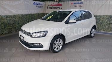Foto venta Auto usado Volkswagen Polo Hatchback 1.6L Aut (2016) color Blanco Candy precio $185,000