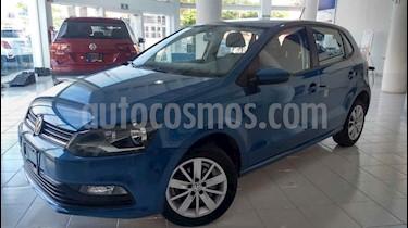foto Volkswagen Polo Hatchback 1.6L Tiptronic usado (2018) color Azul precio $162,900