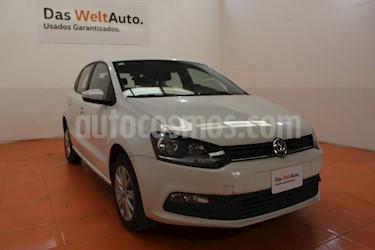 Foto venta Auto usado Volkswagen Polo Hatchback 1.6L Tiptronic (2017) color Blanco Candy precio $200,000