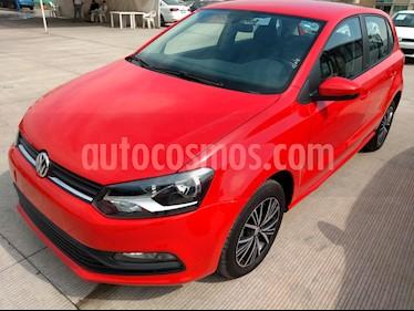 Foto venta Auto Seminuevo Volkswagen Polo Hatchback 1.6L Tiptronic (2018) color Rojo precio $209,000