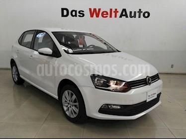 Foto venta Auto Seminuevo Volkswagen Polo Hatchback 1.6L Tiptronic (2017) color Blanco Candy precio $190,000