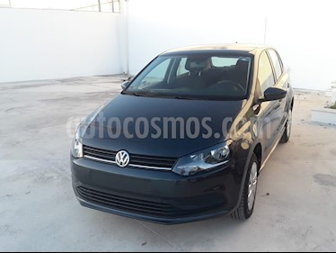 Volkswagen Polo Hatchback 1.6L Tiptronic usado (2019) color Gris Carbono precio $217,000