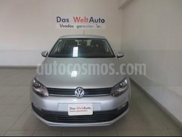Foto venta Auto usado Volkswagen Polo Hatchback 1.6L Tiptronic (2018) color Plata Reflex precio $212,019