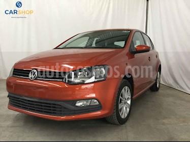 Foto Volkswagen Polo Hatchback 1.6L Tiptronic usado (2018) color Naranja precio $162,900