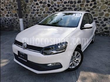 Foto venta Auto Seminuevo Volkswagen Polo Hatchback 1.6L Tiptronic (2018) color Blanco precio $199,000