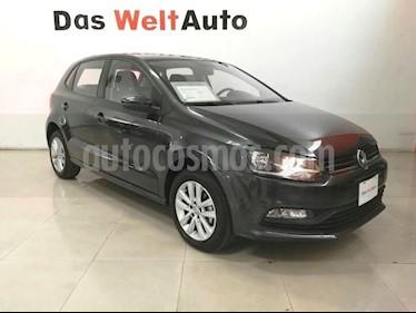 Foto venta Auto Seminuevo Volkswagen Polo Hatchback 1.6L Tiptronic (2018) color Gris Carbono precio $195,000