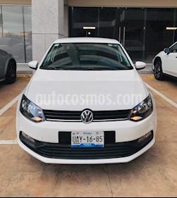 Volkswagen Polo Hatchback 1.6L usado (2016) color Blanco precio $167,000