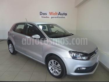 Foto venta Auto usado Volkswagen Polo Hatchback 1.6L (2018) color Plata Reflex precio $201,129
