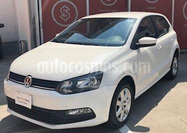 Foto venta Auto usado Volkswagen Polo Hatchback 1.6L (2015) color Blanco precio $155,129