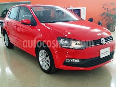 Foto venta Auto usado Volkswagen Polo Hatchback 1.6L (2018) color Rojo precio $205,000