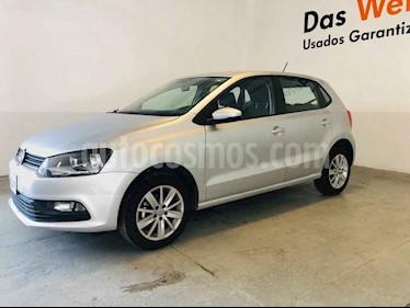 Foto venta Auto usado Volkswagen Polo Hatchback 1.6L (2018) color Plata precio $198,900