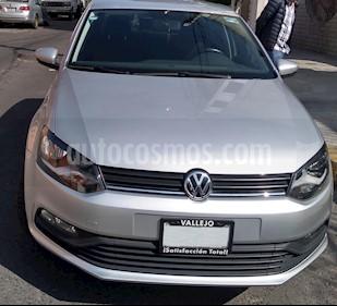 Foto Volkswagen Polo Hatchback 1.6L usado (2018) color Plata Reflex precio $195,000