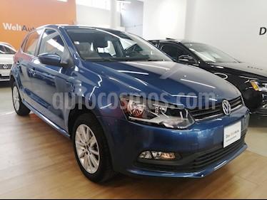 Foto venta Auto usado Volkswagen Polo Hatchback 1.6L (2018) color Azul precio $205,000
