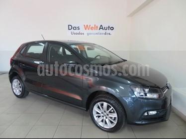 Foto venta Auto usado Volkswagen Polo Hatchback 1.6L (2018) color Gris precio $201,562