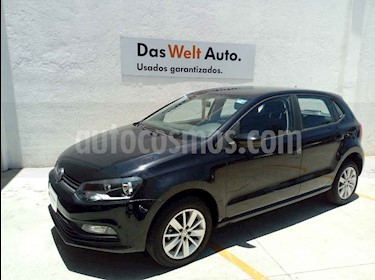 Foto venta Auto usado Volkswagen Polo Hatchback 1.6L (2018) color Negro precio $198,999