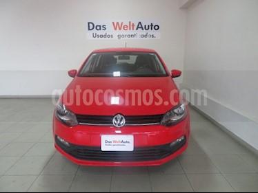 Foto venta Auto usado Volkswagen Polo Hatchback 1.6L (2018) color Rojo precio $201,653