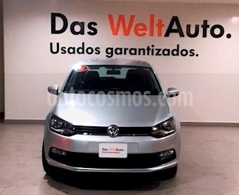 Foto venta Auto usado Volkswagen Polo Hatchback 1.6L (2019) color Plata Reflex precio $230,000